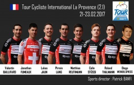 Tour Cycliste International La Provence 2017